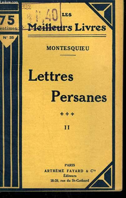 LETTRES PAYSANES TOME 2. COLLECTION : LES MEILLEURS LIVRES N° 35.