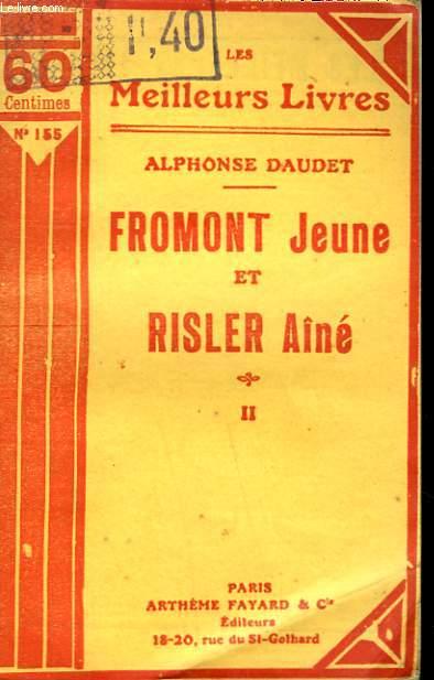 FROMONT JEUNE ET RISLER AINE. TOME 2. COLLECTION : LES MEILLEURS LIVRES N° 155.