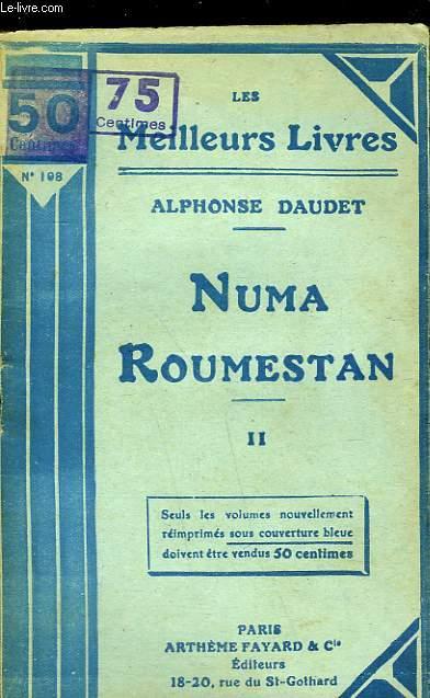 NUMA ROUMESTAN - TOME 2