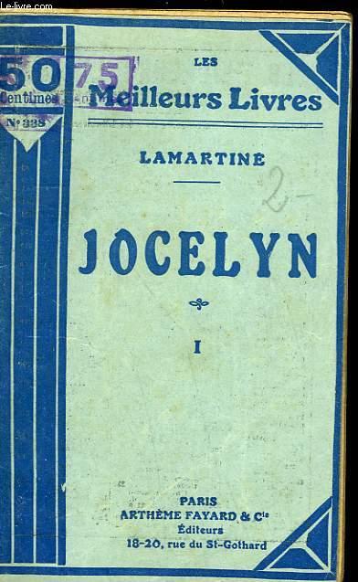JOCELYN - TOME 1
