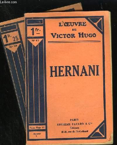 HERNANI - N° 17 et 18