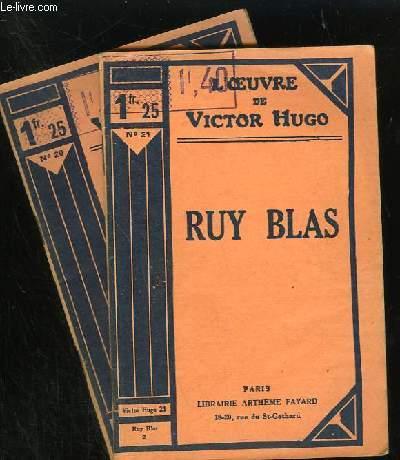 RUY BLAS - N° 20 et 21