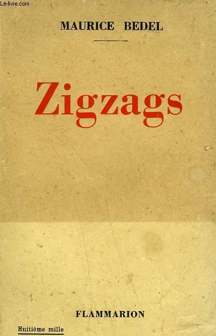 ZIGZAGS.