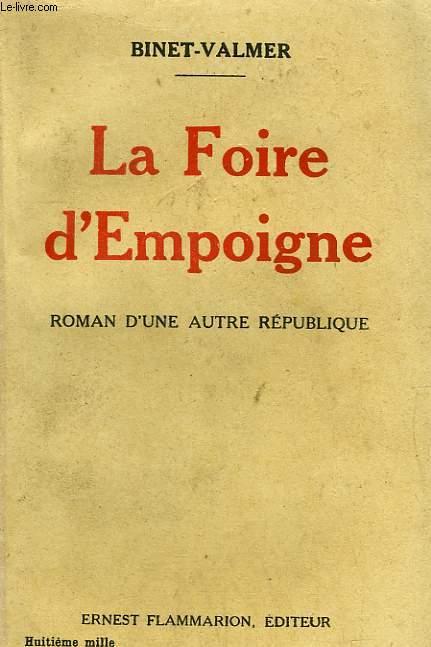 LA FOIRE D'EMPOIGNE.