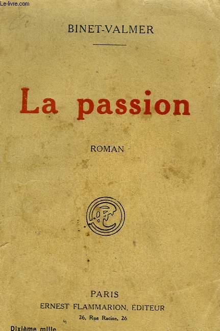 LA PASSION.