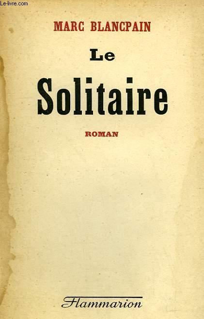 LE SOLITAIRE.
