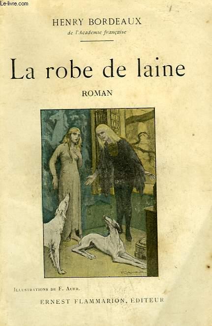 LA ROBE DE LAINE.