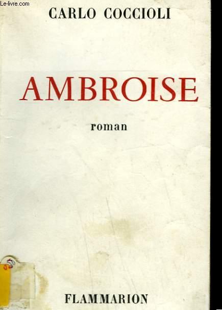 AMBROISE.