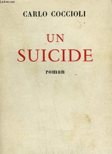 UN SUICIDE.