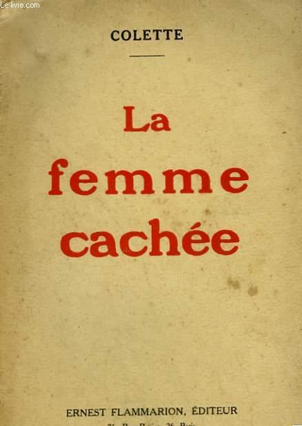 LA FEMME CACHEE.