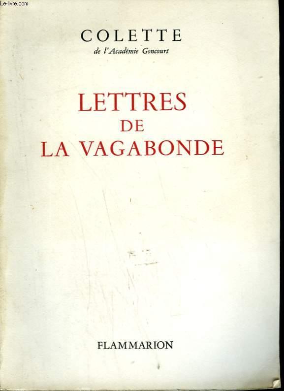 LETTRES DE LA VAGABONDE.