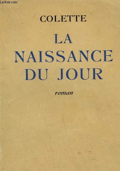 LA NAISSANCE DU JOUR.