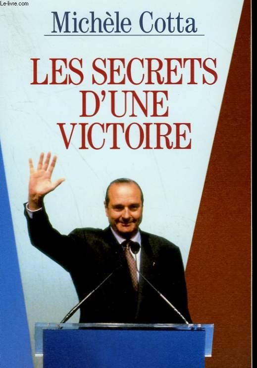LES SECRETS D'UNE VICTOIRE.