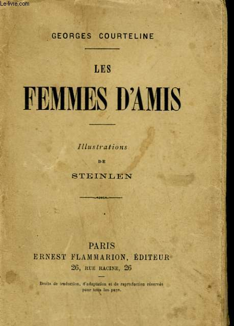 LES FEMMES D'AMIS.