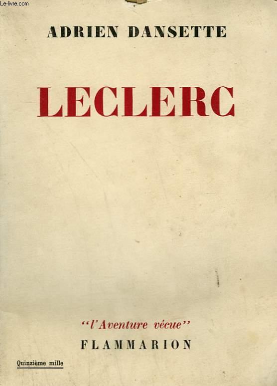 LECLERC.