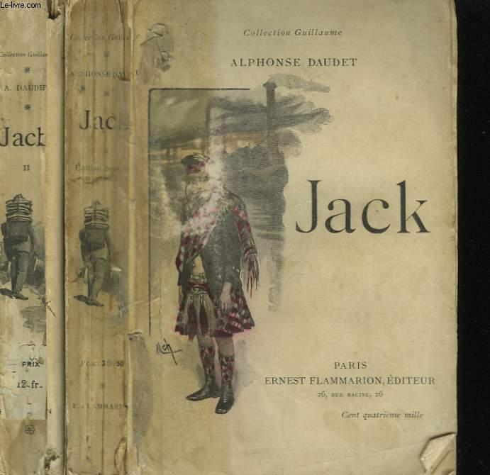 JACK. EN 2 TOMES.