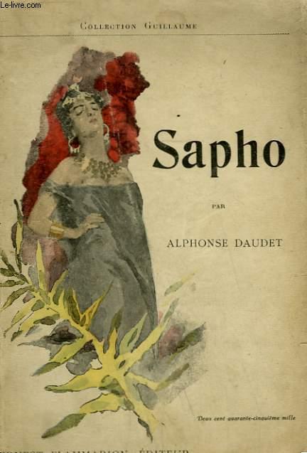 SAPHO. MOEURS PARISIENNES.