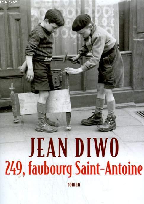 249, FAUBOURG SAINT-ANTOINE.