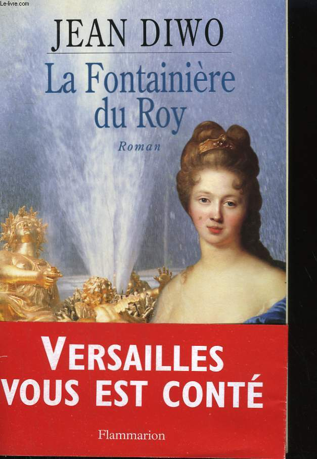 LA FONTAINIERE DU ROY.