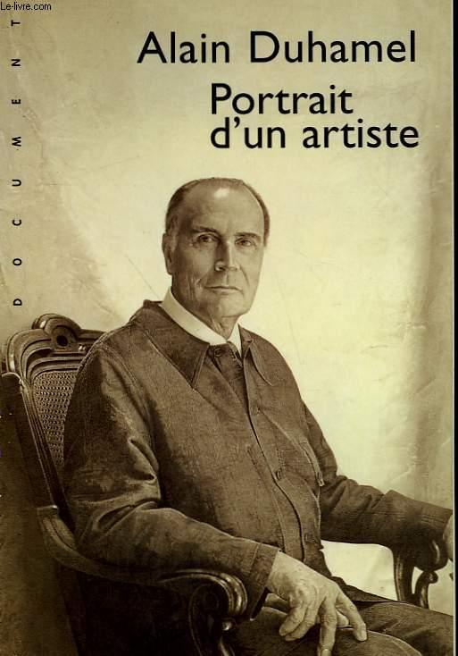 PORTRAIT D'UN ARTISTE.