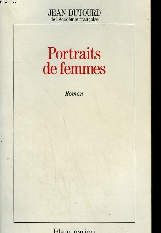 PORTRAITS DE FEMMES.