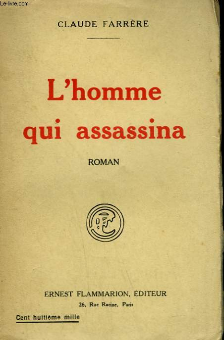 L'HOMME QUI ASSASSINA.