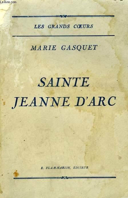 SAINTE JEANNE D'ARC.
