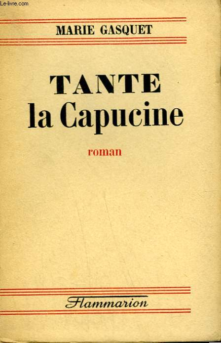TANTE LA CAPUCINE.