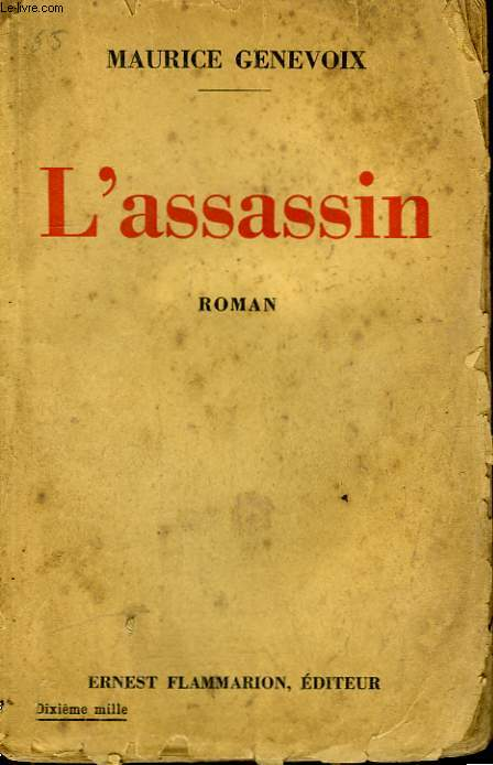 L'ASSASSIN.