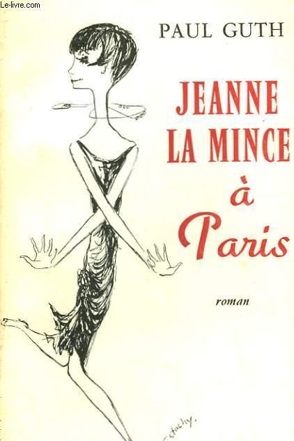 JEANNE LA MINCE A PARIS.
