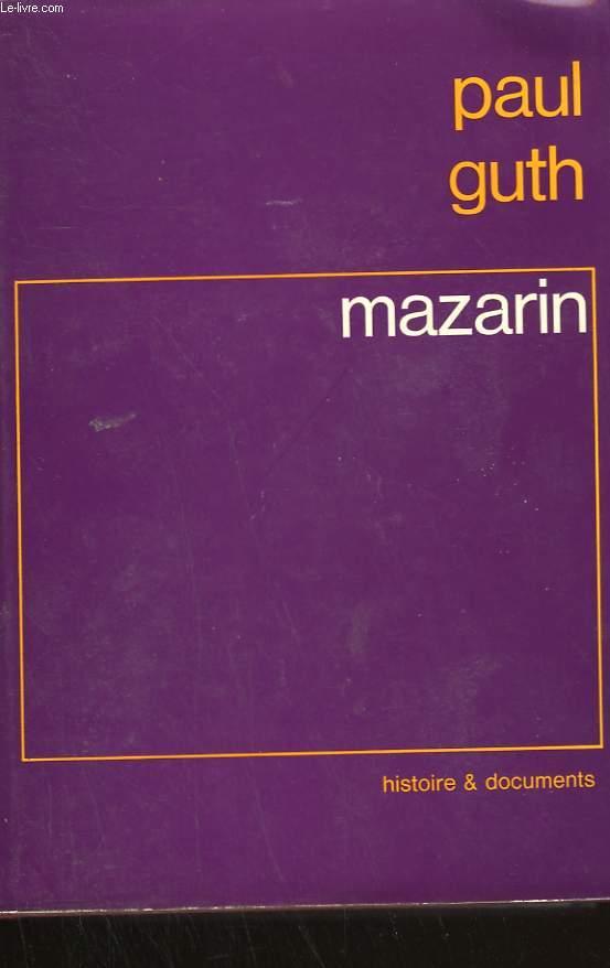 MAZARIN.