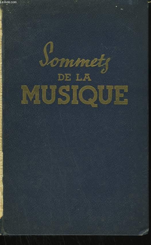 SOMMETS DE LA MUSIQUE.