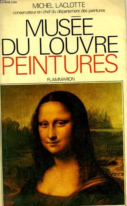 MUSEE DU LOUVRE PEINTURES.