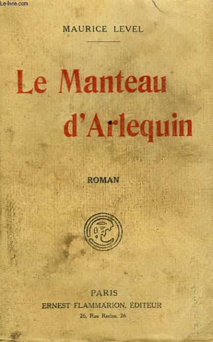 LE MANTEAU D'ARLEQUIN.