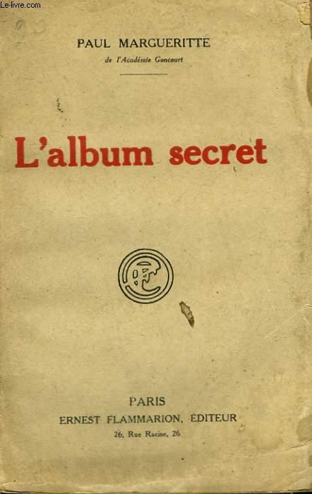 L'ALBUM SECRET.