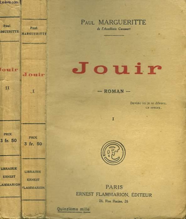 JOUIR. EN 2 TOMES.