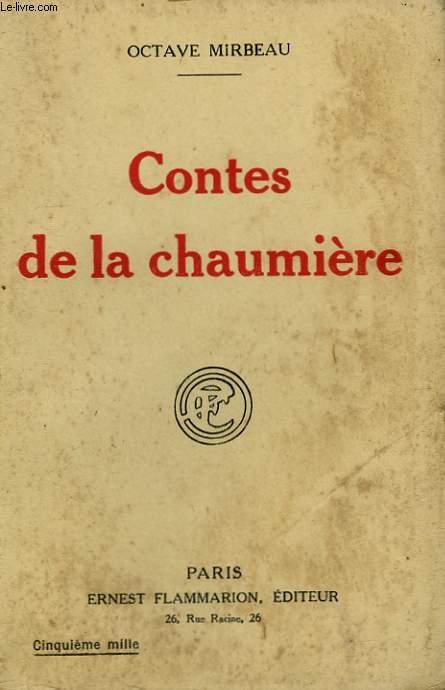 CONTES DE LA CHAUMIERE.