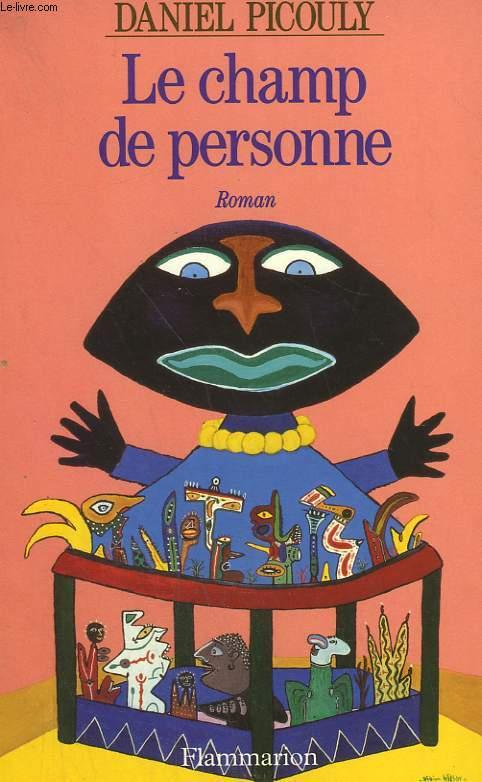 LE CHAMP DE PERSONNE.