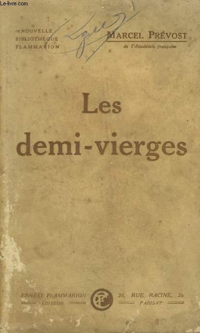 LES DEMI-VIERGES.