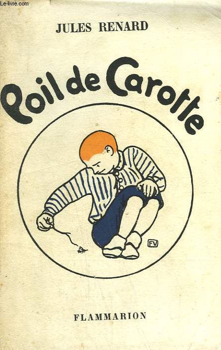 POIL DE CAROTTE.