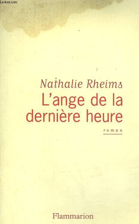 L'ANGE DE LA DERNIERE HEURE.