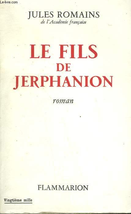 LE FILS DE JERPHANION.