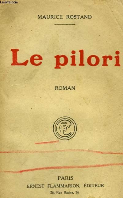 LE PILORI.