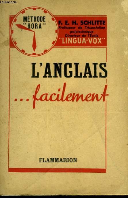 L'ANGLAIS FACILEMENT.
