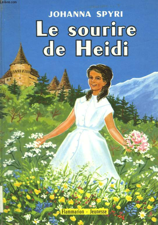 LE SOURIRE DE HEIDI.