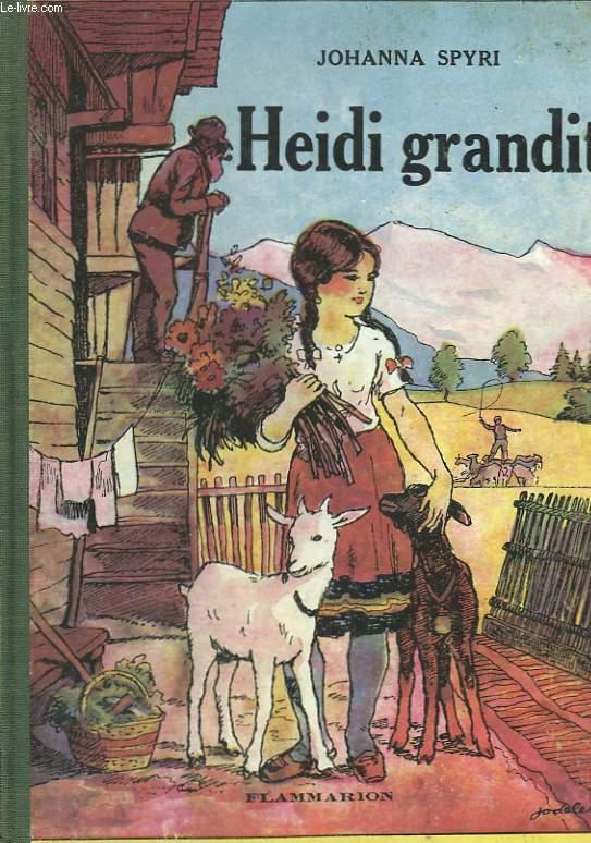 HEIDI GRANDIT.