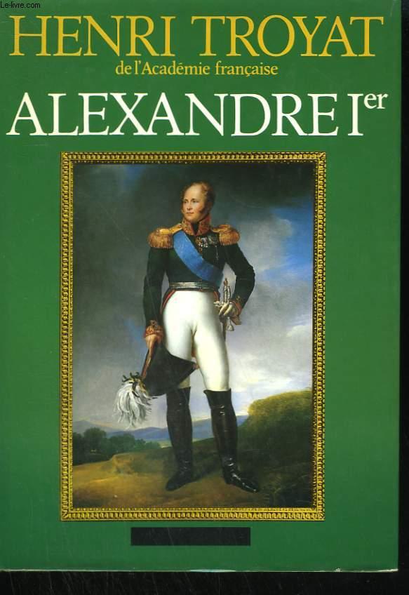 ALEXANDRE 1ER. LE SPHINX DU NORD.