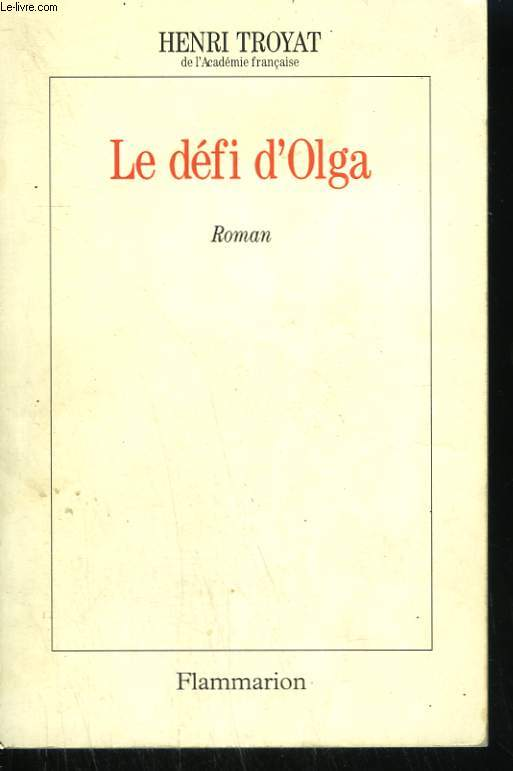 LE DEFI D'OLGA.