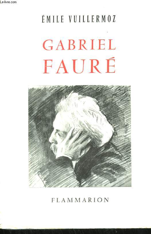 GABRIEL FAURE.