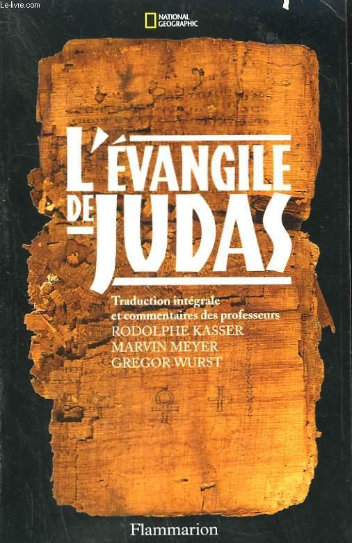 L'EVANGILE DE JUDAS.